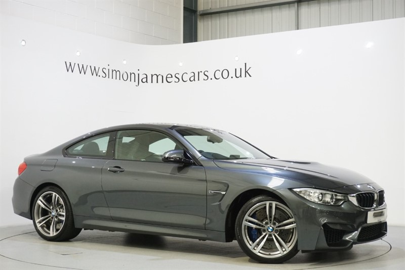 used BMW M4 DCT COUPE' in derbyshire