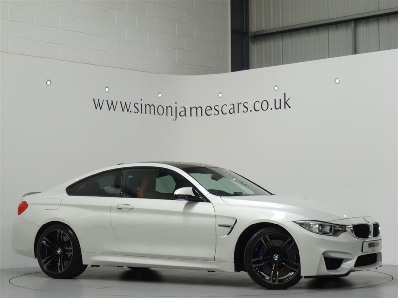 used BMW M4 DCT/HUGE SPEC in derbyshire