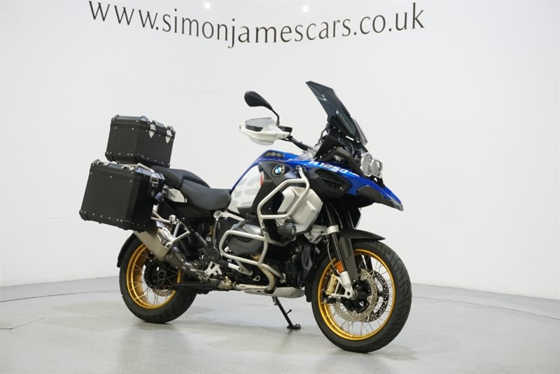 used BMW  R1250 GS ADVENTURE RALLYE TE in derbyshire