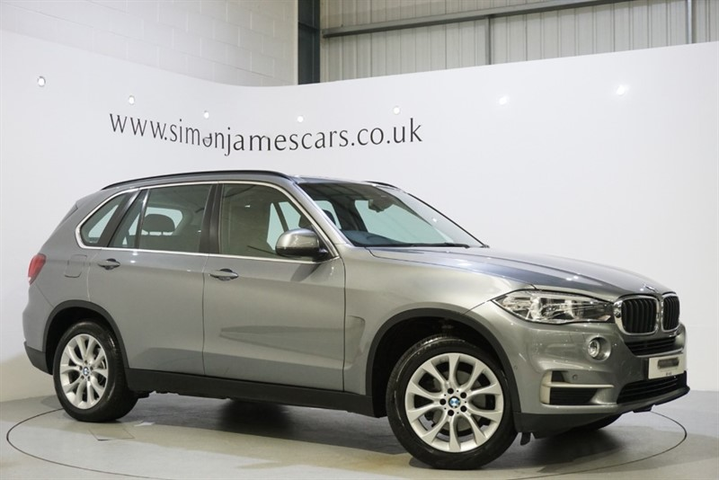 used BMW X5 XDRIVE25D SE in derbyshire