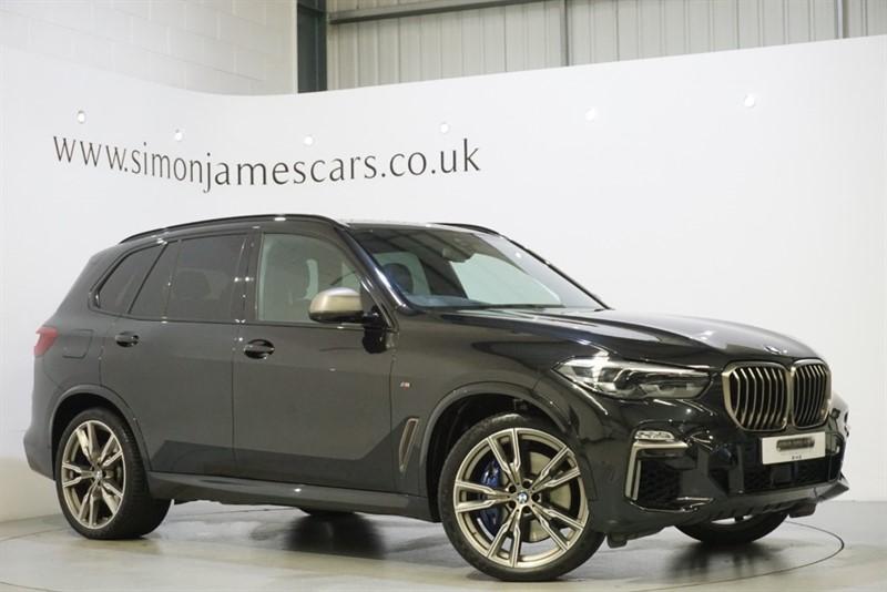 used BMW X5 M50D in derbyshire