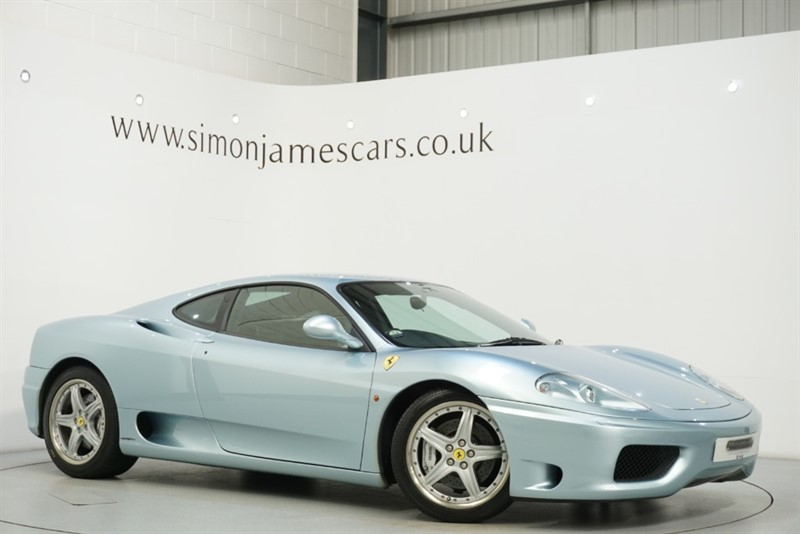 used Ferrari 360 Modena in derbyshire