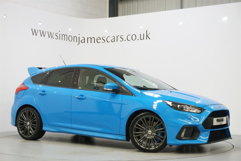 used Ford Focus RS in derbyshire