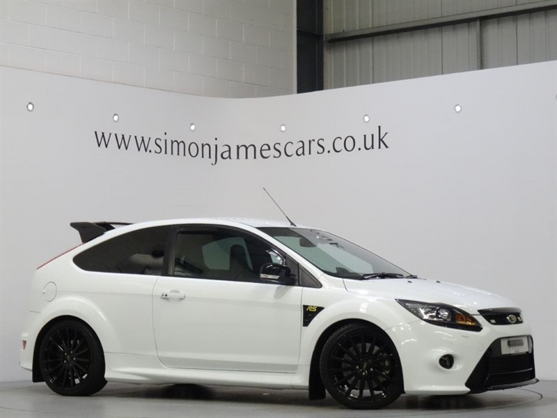 used Ford Focus RS MR375 in derbyshire