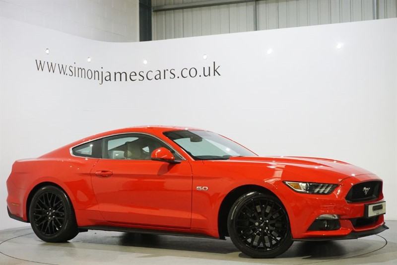 used Ford Mustang GT CUSTOM V8 in derbyshire