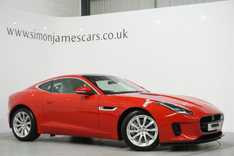 used Jaguar F-Type V6 R-DYNAMIC in derbyshire