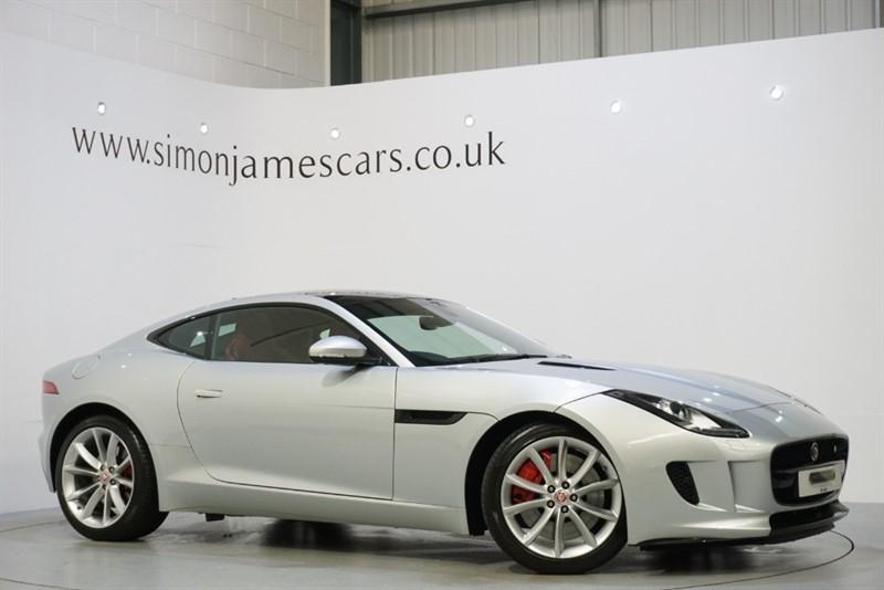 used Jaguar F-Type V6 S in derbyshire