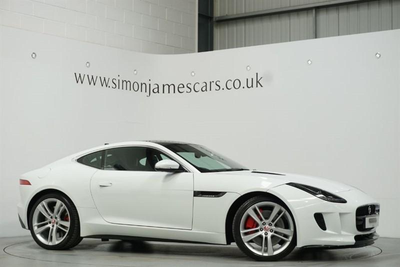 used Jaguar F-Type R V8 Supercharged in derbyshire