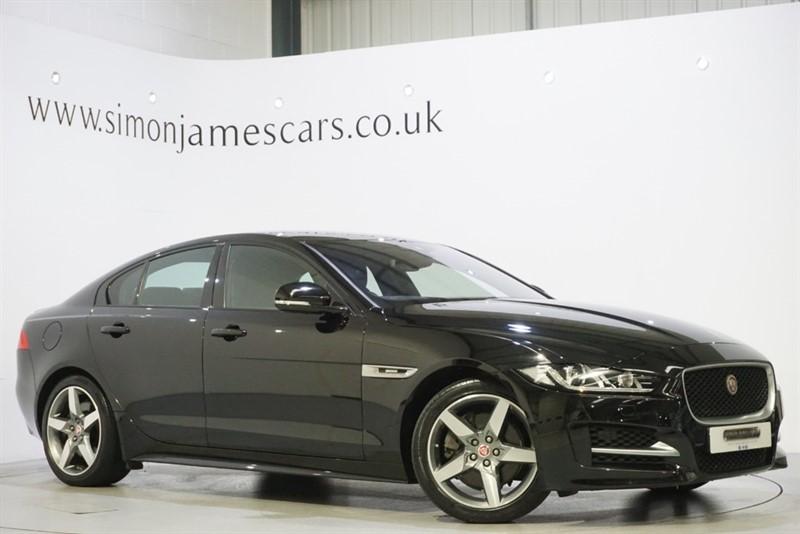 used Jaguar XE R-SPORT in derbyshire