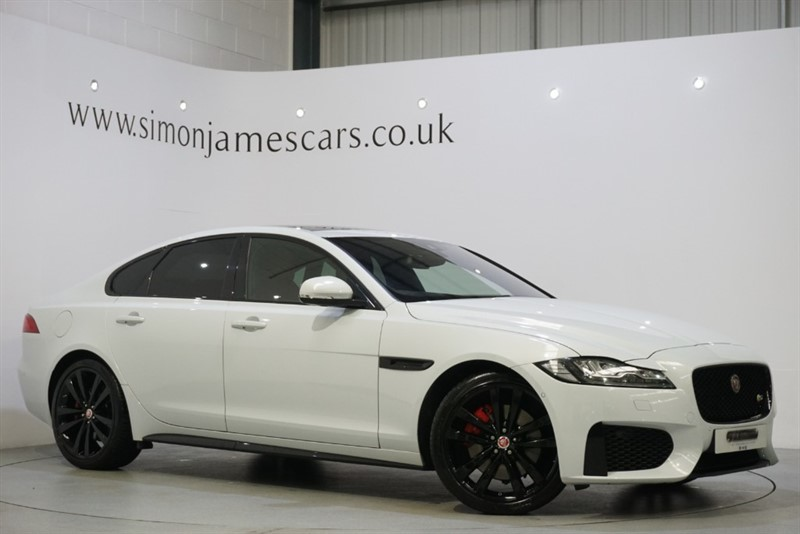 used Jaguar XF V6 S in derbyshire