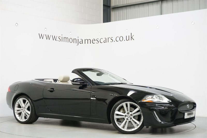 used Jaguar XK XK PORTFOLIO in derbyshire