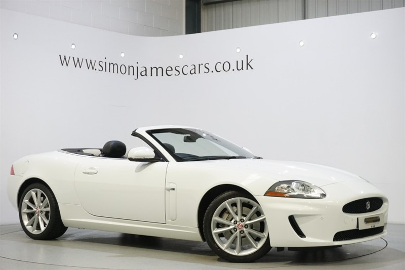 used Jaguar XK XK Special Edition in derbyshire