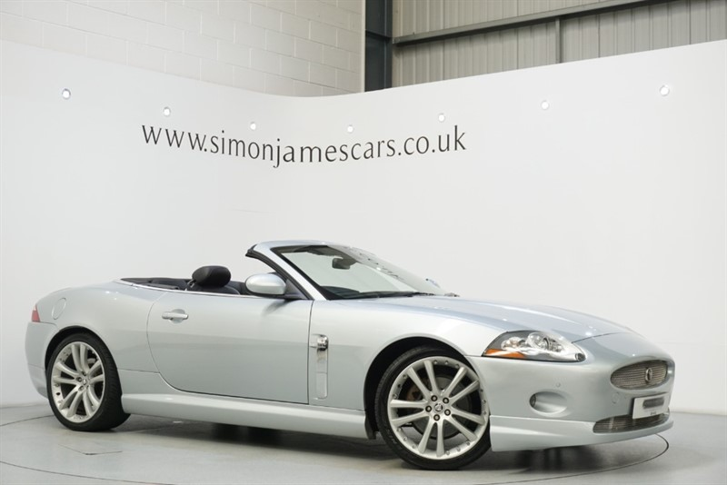 used Jaguar XK 60th Edition in derbyshire