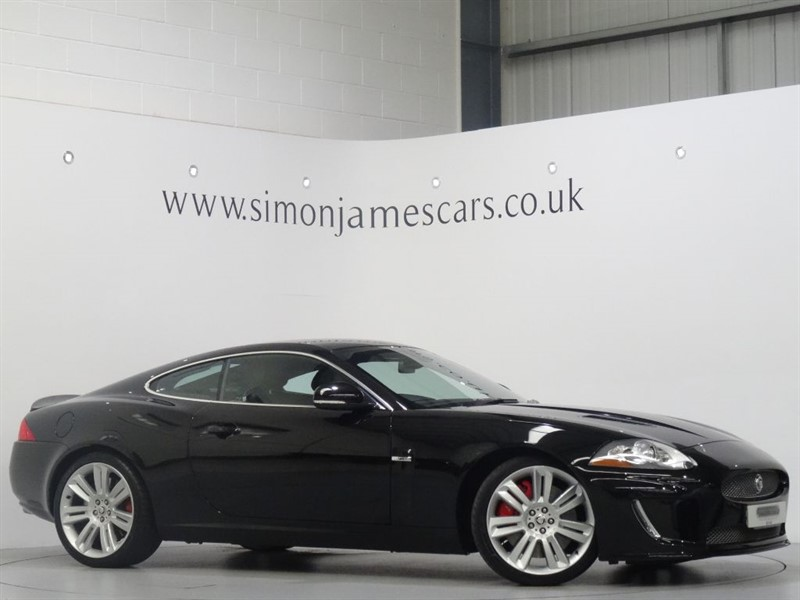 used Jaguar XKR Supercharged in derbyshire