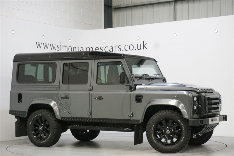 used Land Rover Defender 110 XS in derbyshire