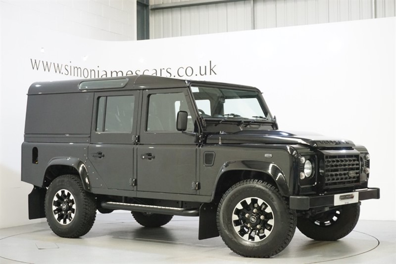 used Land Rover Defender 110 XS UTILITY in derbyshire