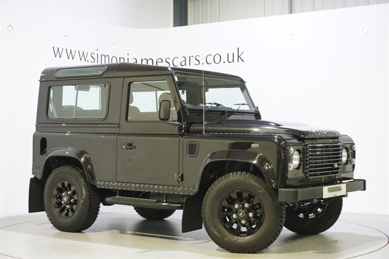 used Land Rover Defender 90 COUNTY in derbyshire