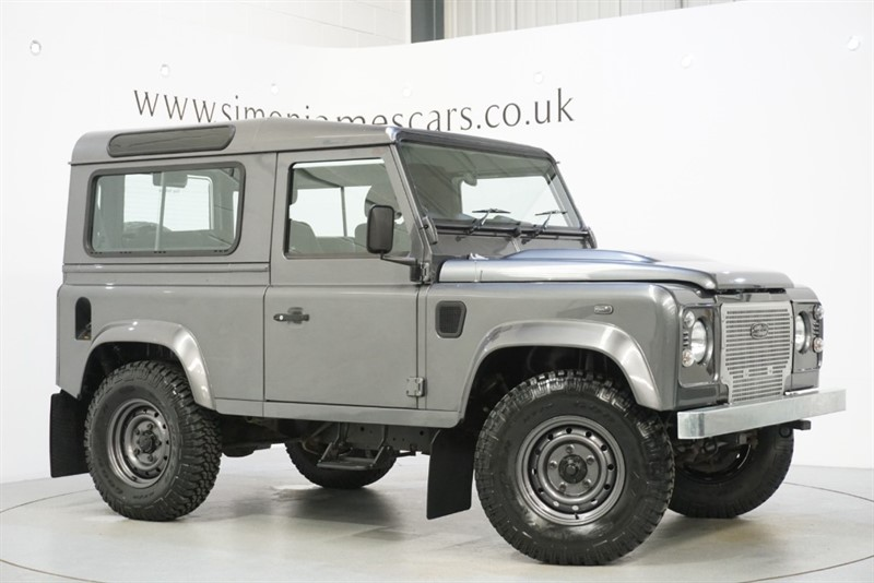 used Land Rover Defender COUNTY STATION WAGON in derbyshire