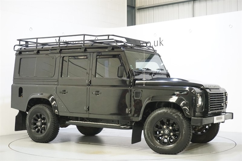 used Land Rover Defender 110 XS SW in derbyshire