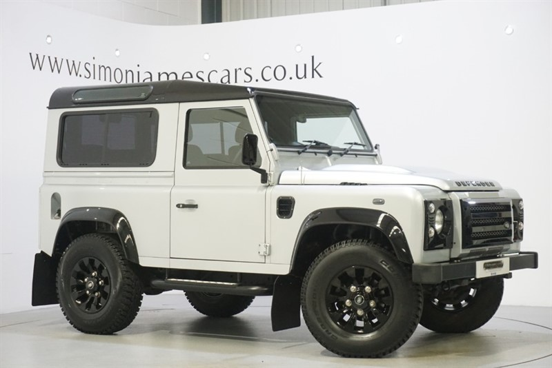 used Land Rover Defender 90 XS SW in derbyshire