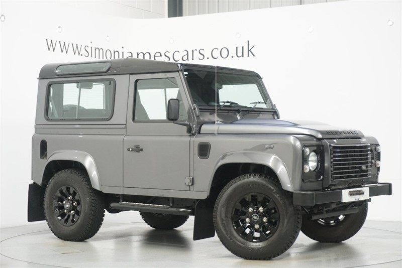 used Land Rover Defender XS STATION WAGON in derbyshire