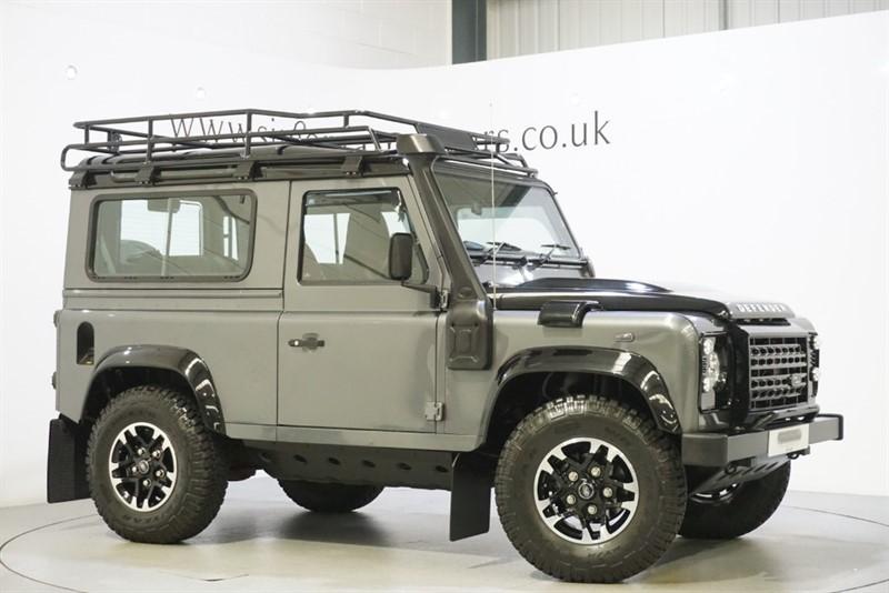 used Land Rover Defender 90 ADVENTURE in derbyshire