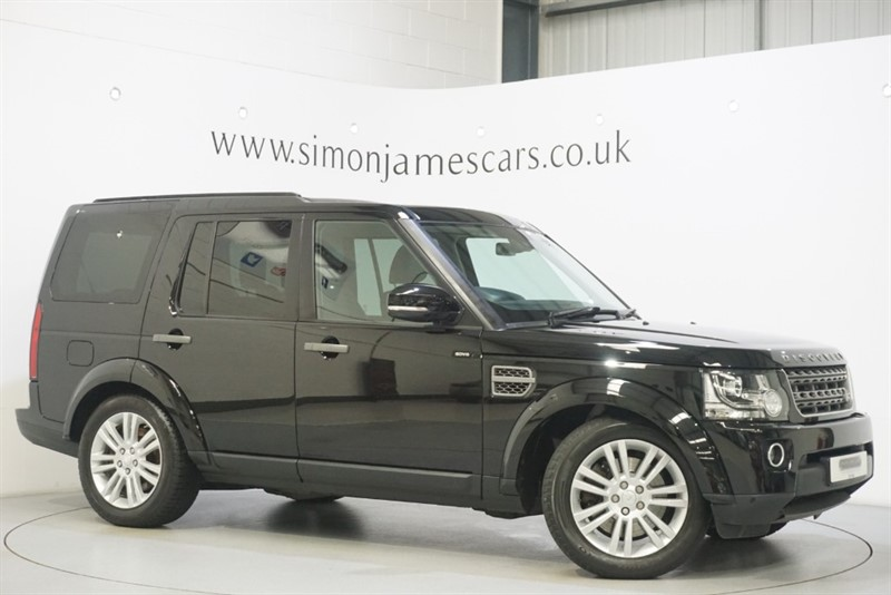 used Land Rover Discovery SDV6 SE TECH in derbyshire