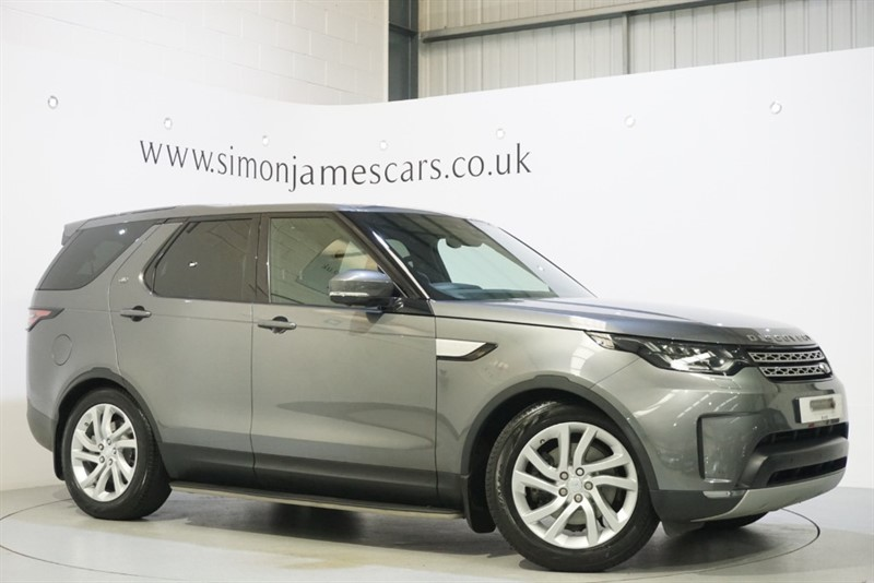 used Land Rover Discovery SD4 HSE in derbyshire