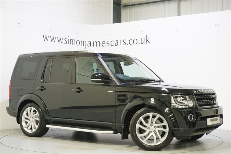 used Land Rover Discovery SDV6 LANDMARK in derbyshire