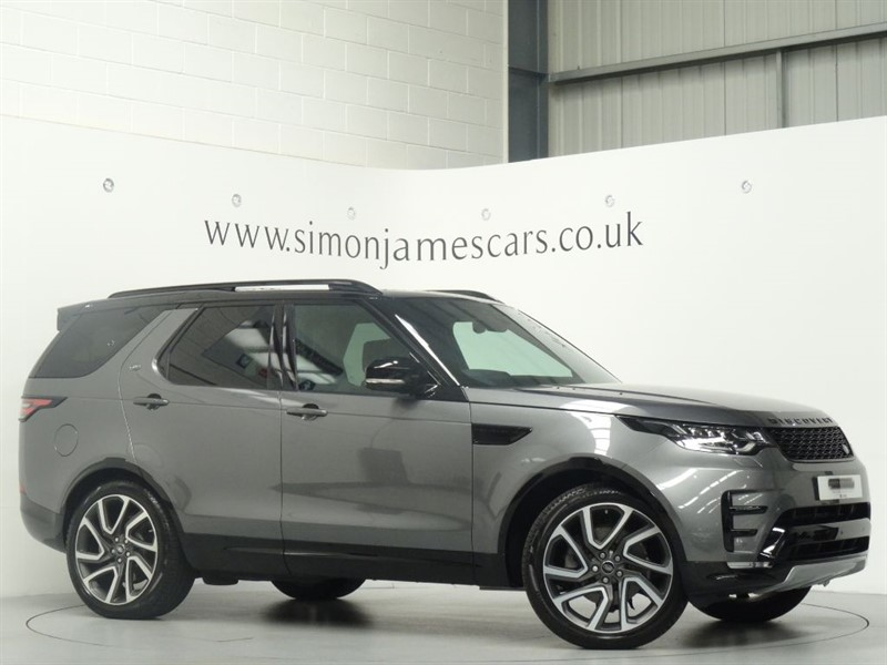 used Land Rover Discovery HSE LUXURY in derbyshire