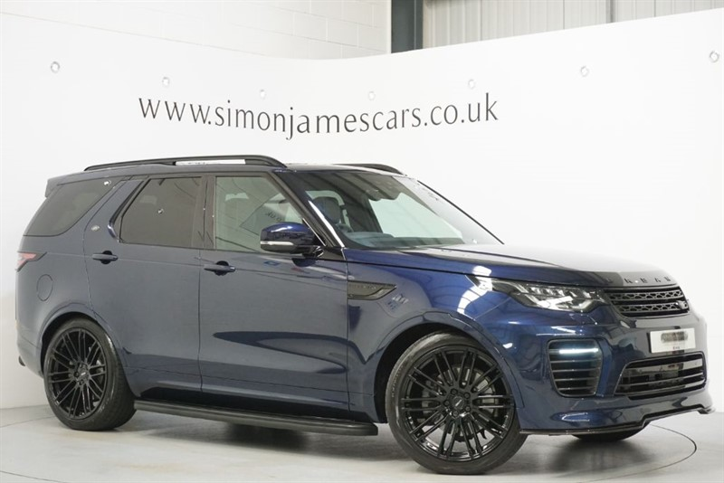 used Land Rover Discovery URBAN  in derbyshire