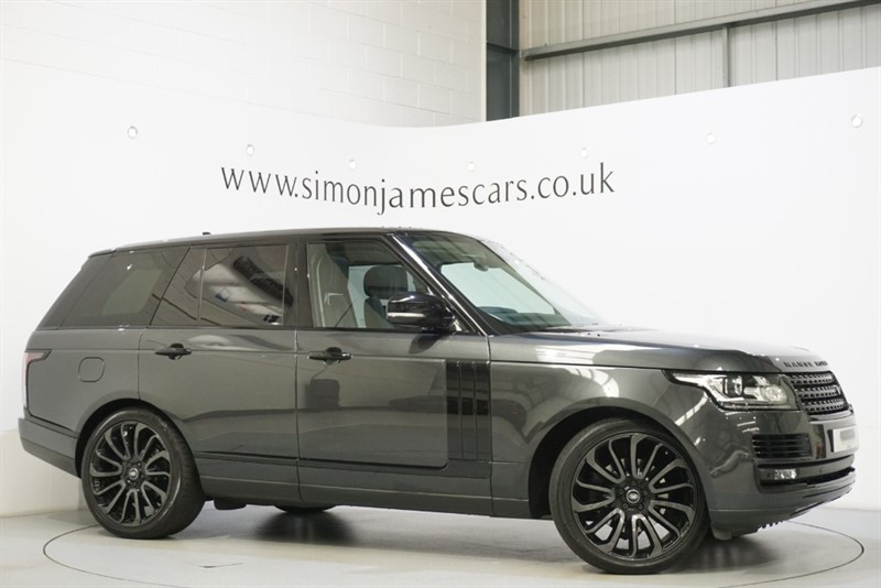 used Land Rover Range Rover TDV6 VOGUE in derbyshire