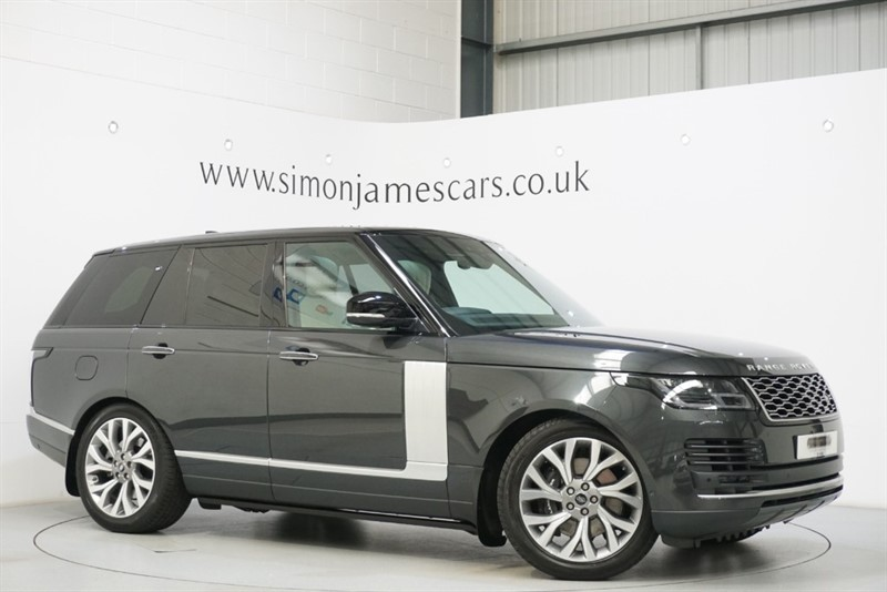 used Land Rover Range Rover VOGUE SE in derbyshire