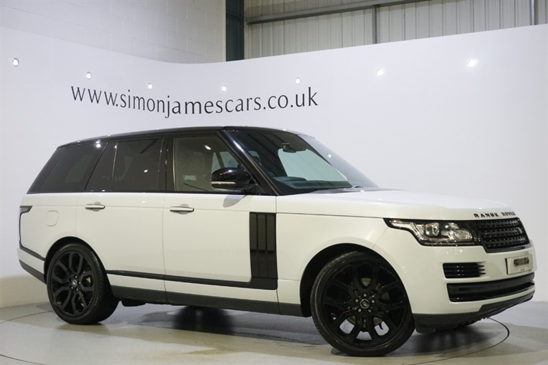 used Land Rover Range Rover TDV6 VOGUE SE in derbyshire
