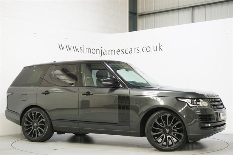 used Land Rover Range Rover TDV6 VOGUE in derbyshire
