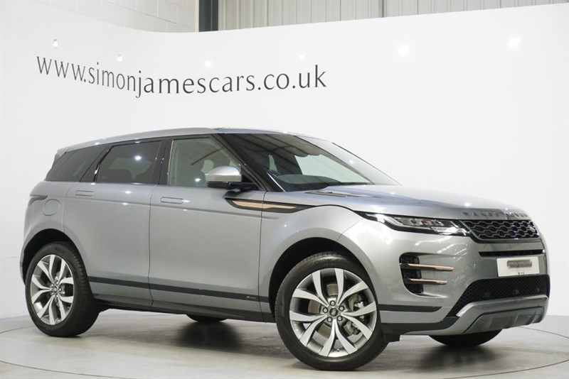 used Land Rover Range Rover Evoque R-DYNAMIC S in derbyshire