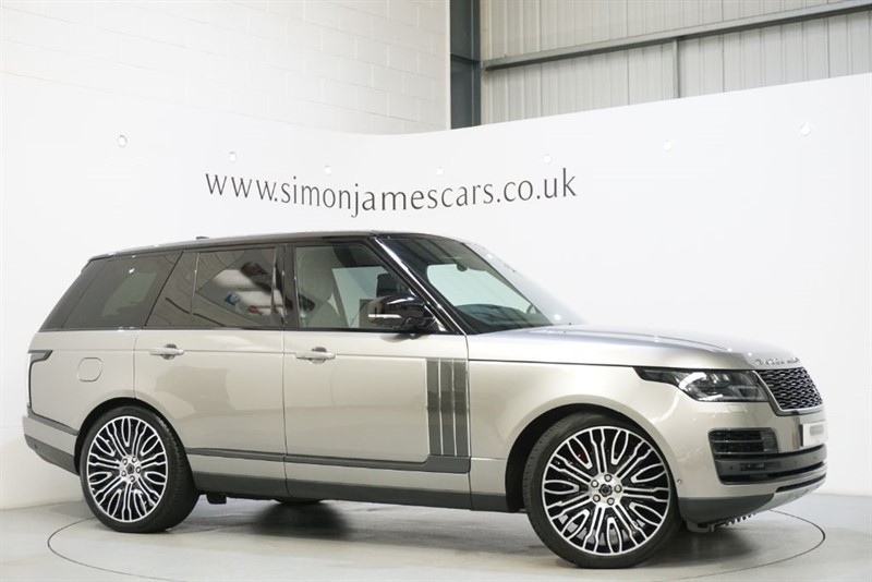 used Land Rover Range Rover SV AUTOBIOGRAPHY in derbyshire
