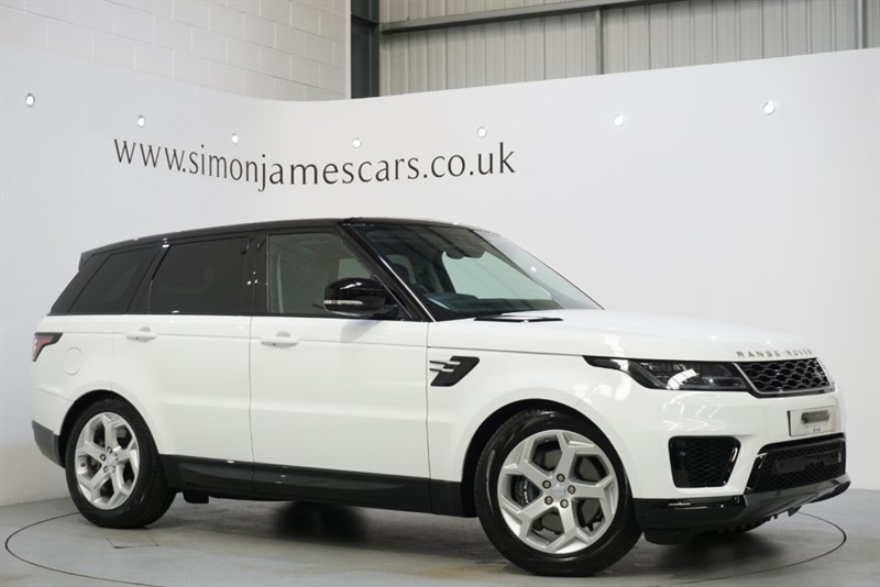 used Land Rover Range Rover Sport HSE in derbyshire