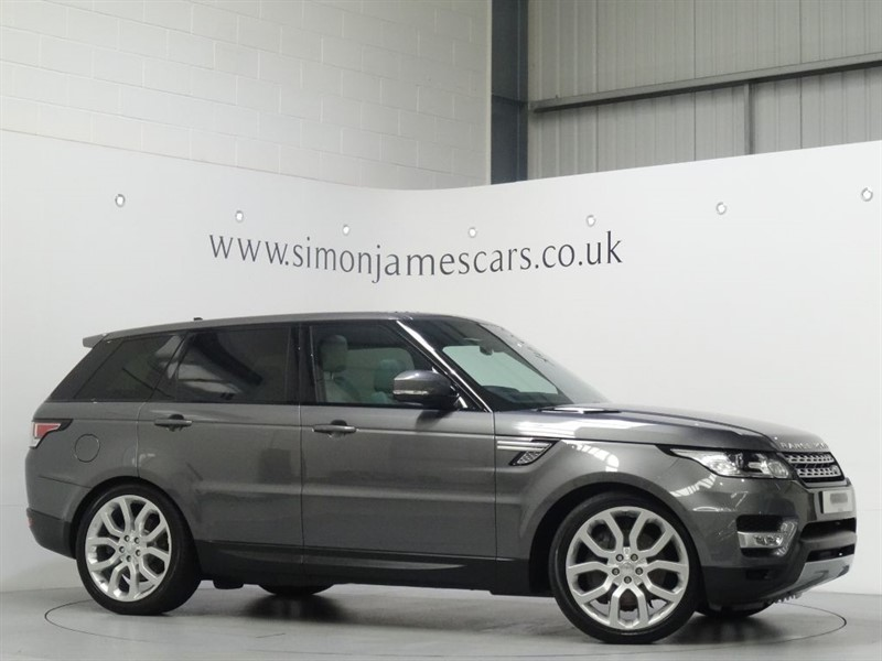 used Land Rover Range Rover Sport SDV6 HSE 306 in derbyshire