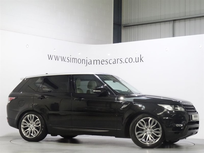 used Land Rover Range Rover Sport HSE DYNAMIC 306 in derbyshire