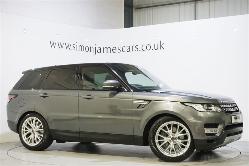 used Land Rover Range Rover Sport HSE 306 BHP in derbyshire