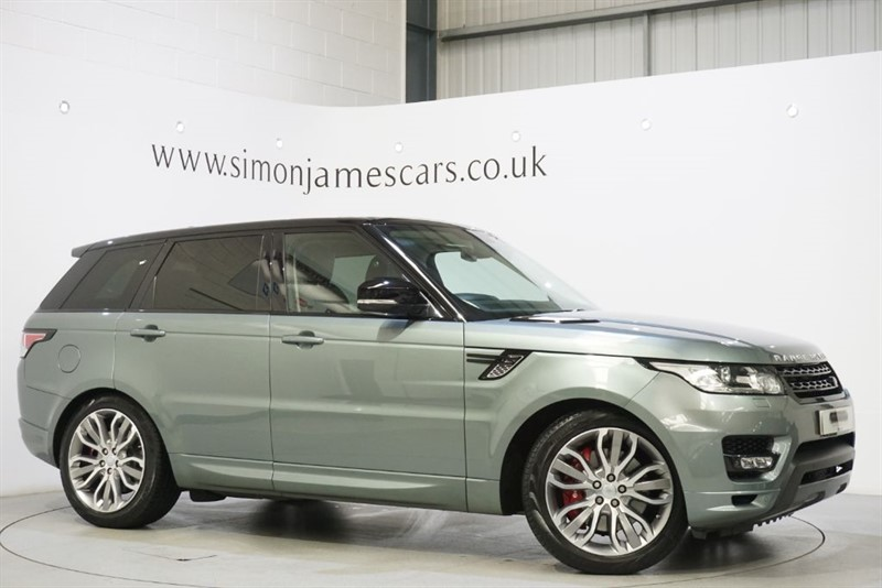 used Land Rover Range Rover Sport AUTOBIOGRAPHY  in derbyshire