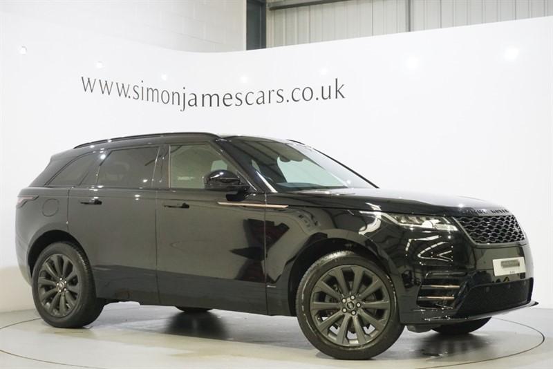 used Land Rover Range Rover Velar R-DYNAMIC in derbyshire