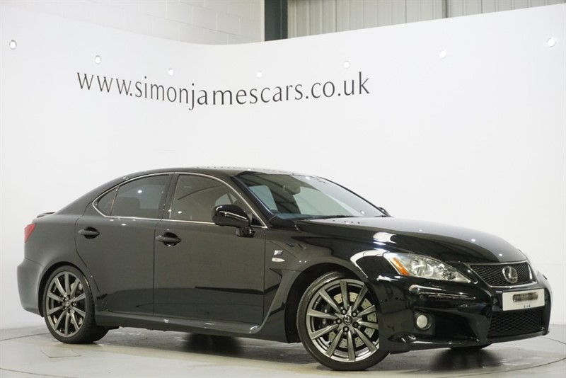 used Lexus IS F V8 in derbyshire