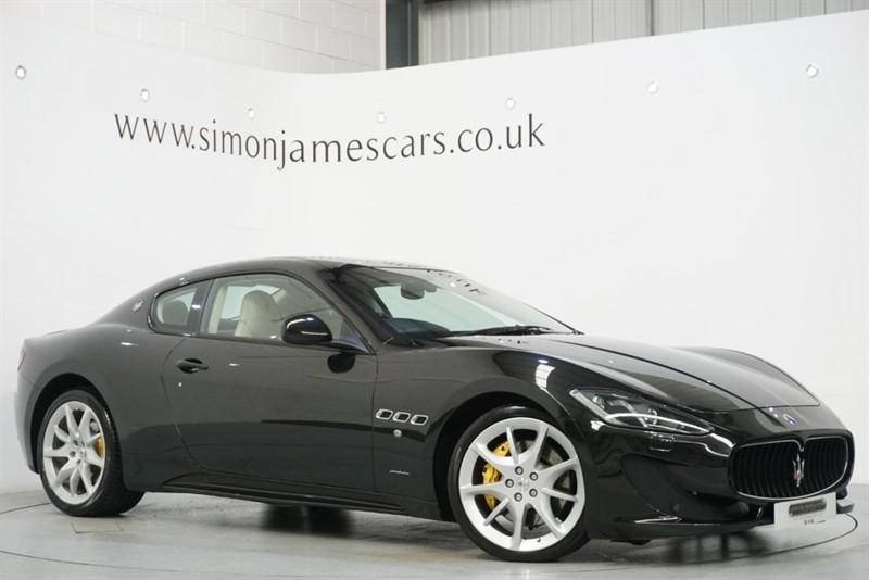 used Maserati Granturismo SPORT in derbyshire