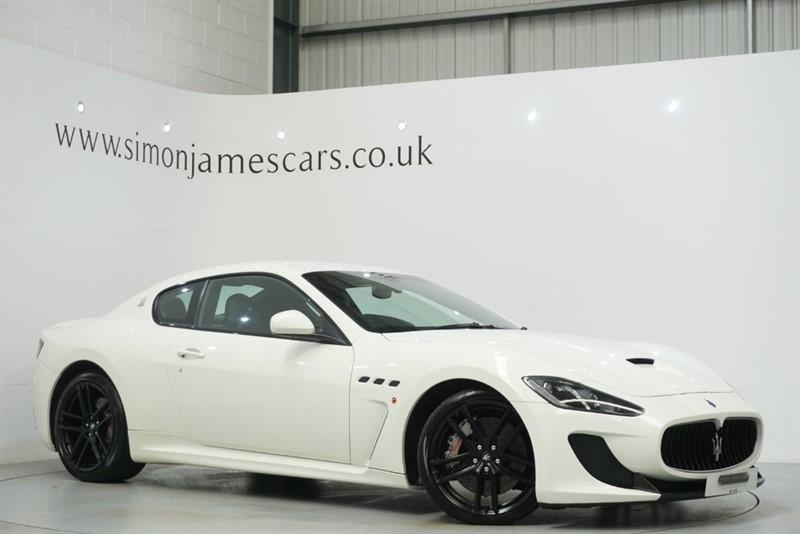 used Maserati Granturismo MC STRADALE in derbyshire