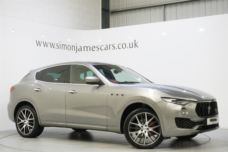 used Maserati Levante V6D in derbyshire