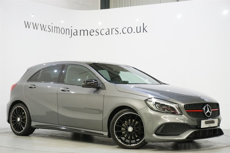 used Mercedes A200 AMG LINE PREMIUM in derbyshire