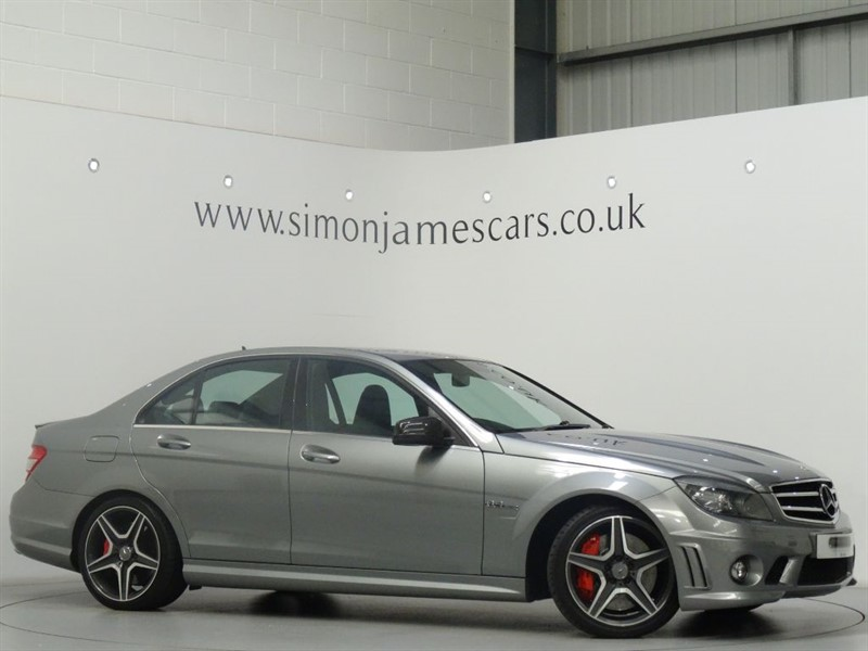 used Mercedes C63 AMG Performance Pack in derbyshire