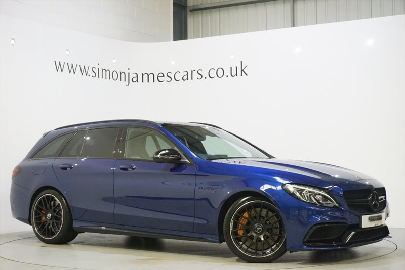 used Mercedes C63 AMG S PREMIUM in derbyshire